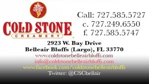 Cold Stone Creamery Belleair Bluffs