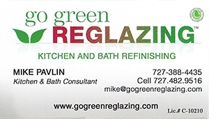 Go Green Reglazing